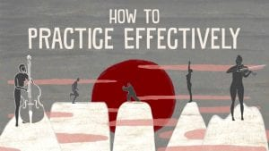 how to practice effectively
