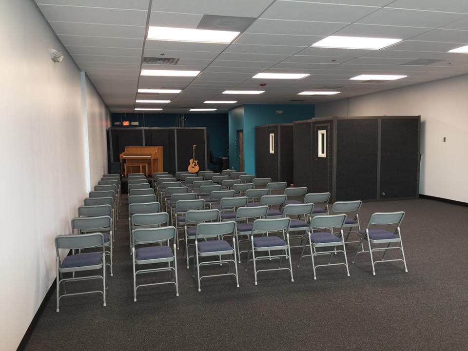 Recital Area 1