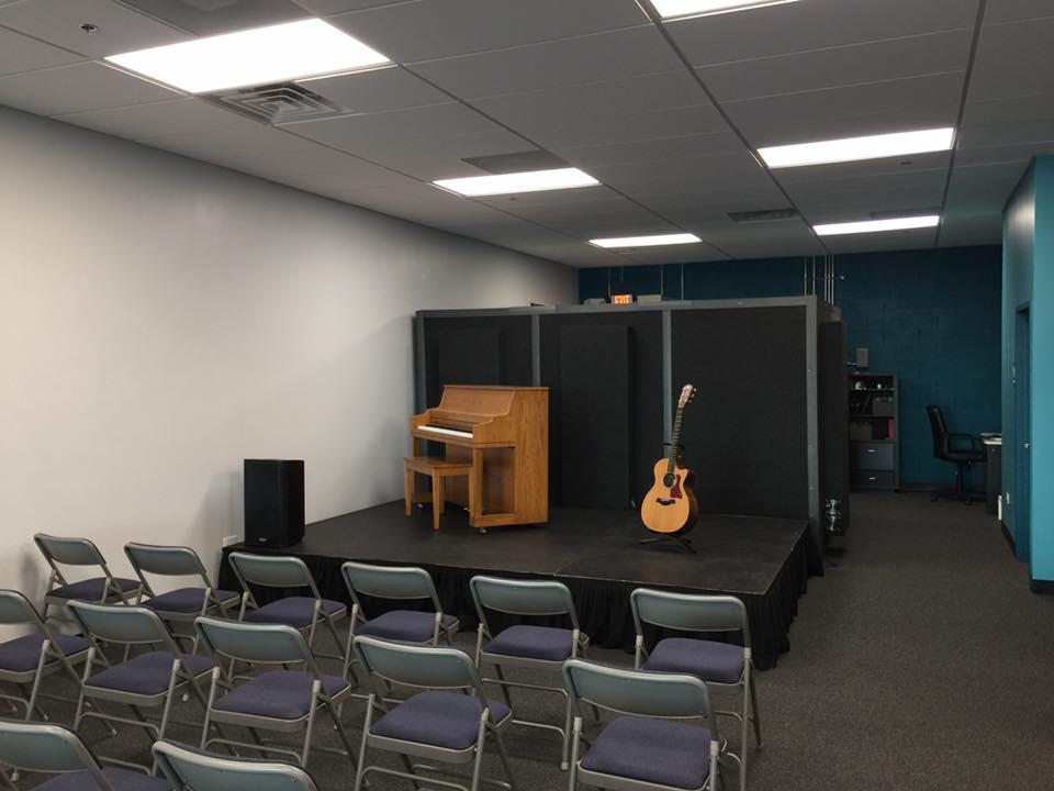 Recital Area 2