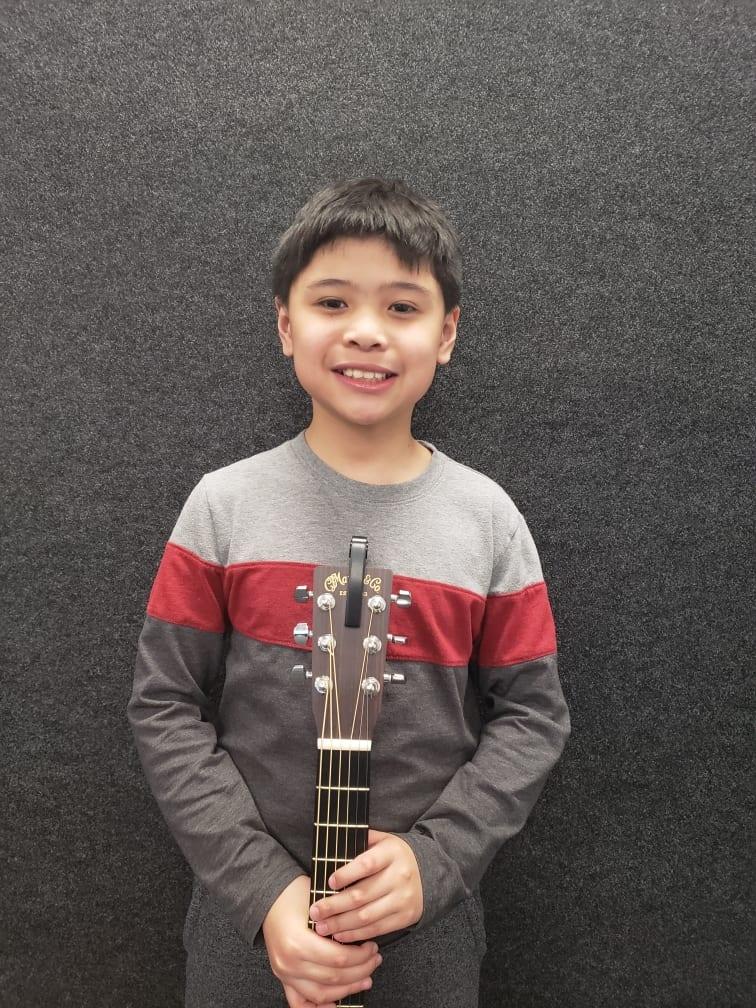marcus simbol solo guitar recital