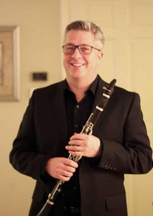 Saxophone and Clarinet Instructor Matt Wifler