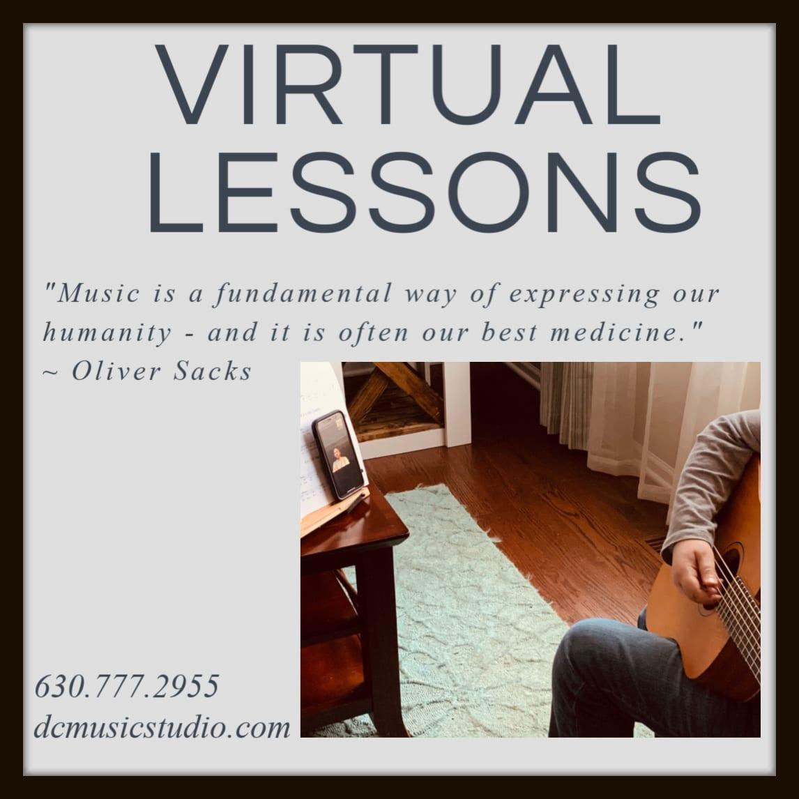 Virtual Lessons (4)